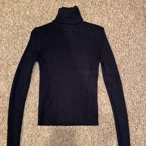 ZARA black turtleneck